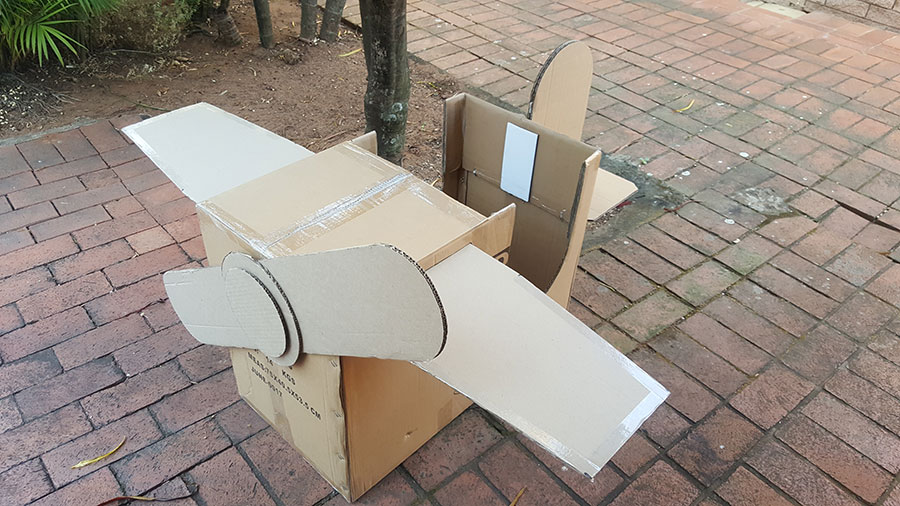 Kids Aeroplane | Pack Now