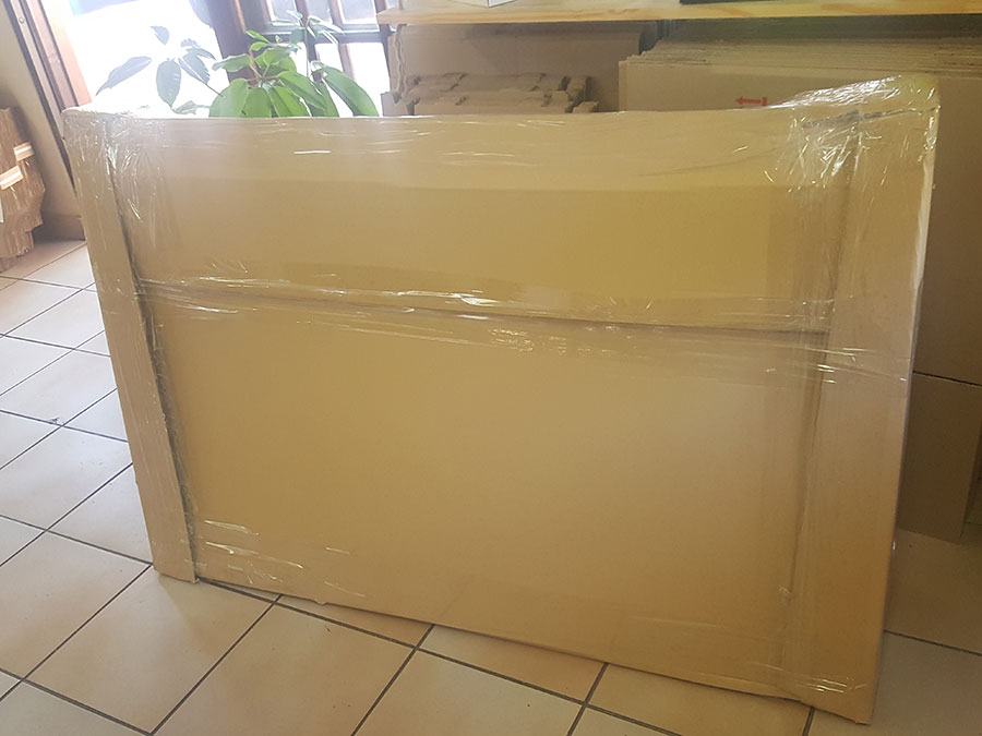 Large Flat Screen TV | Pack Now