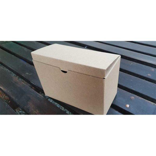 Mask Box Kraft